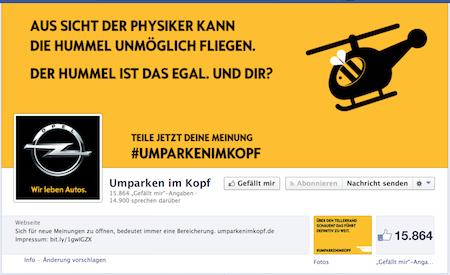 OpelFacebook